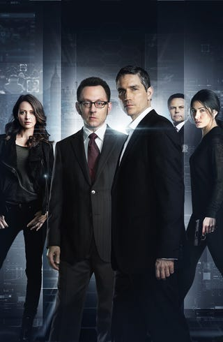 Illustration for article titled CBS Renews Person of Interest for a Fifth Season UPDATE