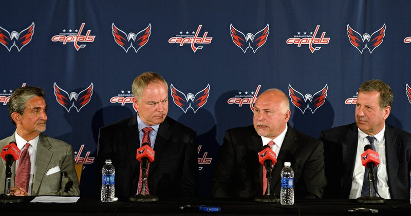 Illustration for article titled Barry Trotz Is Just The Right Coach For Alex Ovechkin