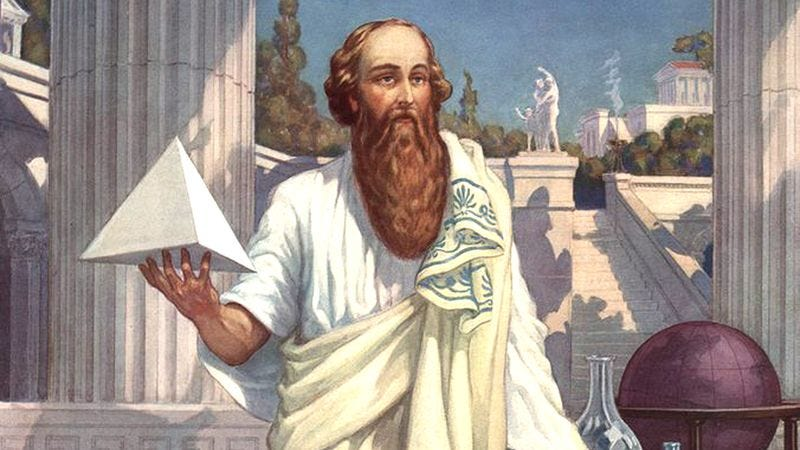 New Evidence Reveals Pythagoras Wrote Dozens Of Unhinged Conspiracy Theorems About Triangles