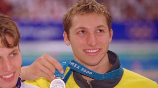 Illustration for article titled Is Ian Thorpe Gay?