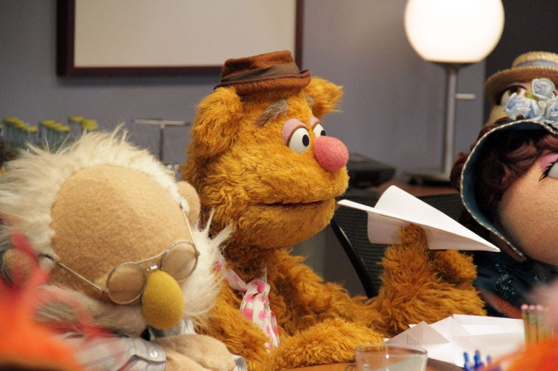 Illustration for article titled The Absolutely Terrible Muppets Reboot Is Already Being Rebooted