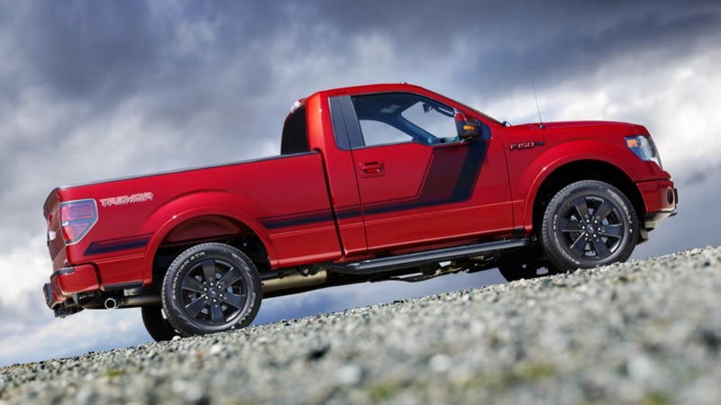 F 150 Tremor >> The 2014 Ford F 150 Tremor Is A Turbocharged Baby Lightning