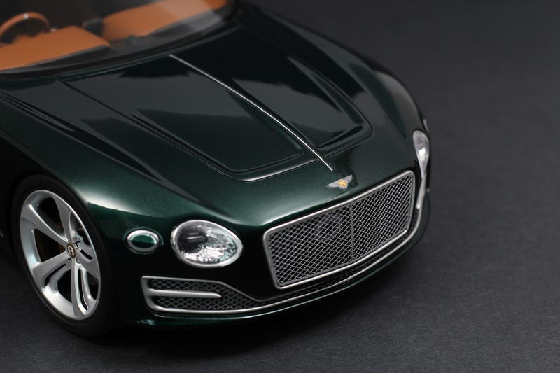 Illustration for article titled Bentley EXP 10 Speed 6 Concept by GT Spirit