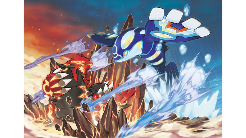 Illustration for article titled 'Primal Reversion' Is Pokémon's New Type of Evolution