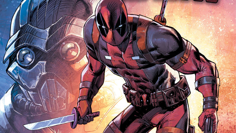 Illustration for article titled Rob Liefield Is Returning To Deadpool With A New Graphic Novel