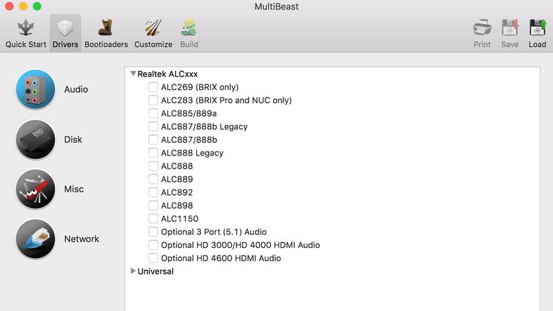 La guía completa para construir tu propio hackintosh con macOS Sierra