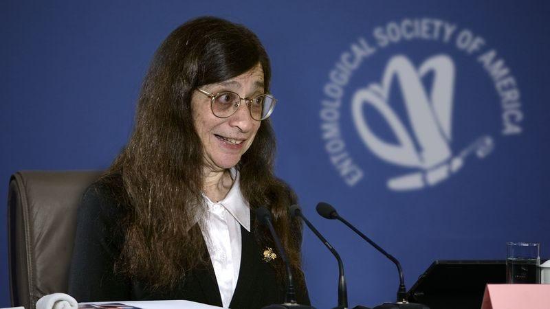 Dr. May R. Berenbaum