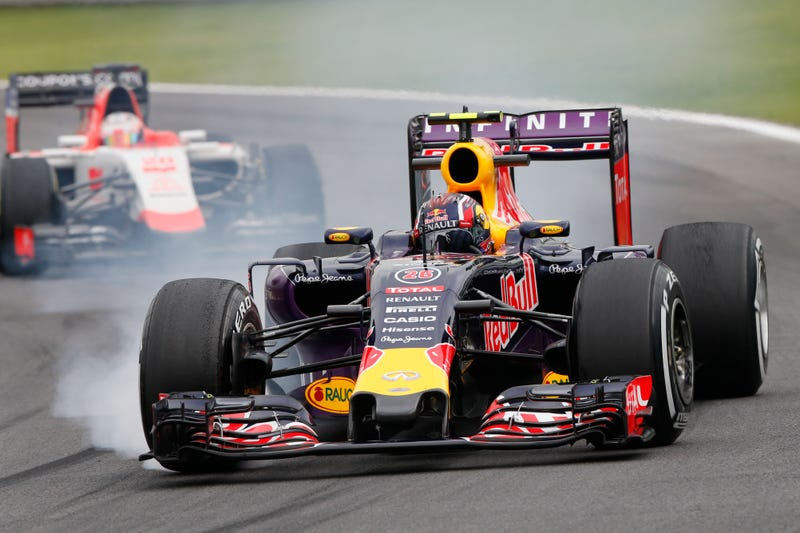 Illustration for article titled Red Bull Finally Confirms An Engine Contract For The 2016 F1 Season