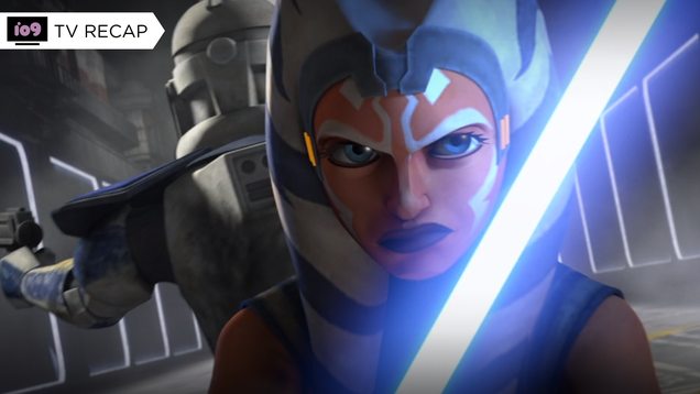 In the End, The Clone Wars Asks Us—and Itself—to Let Go