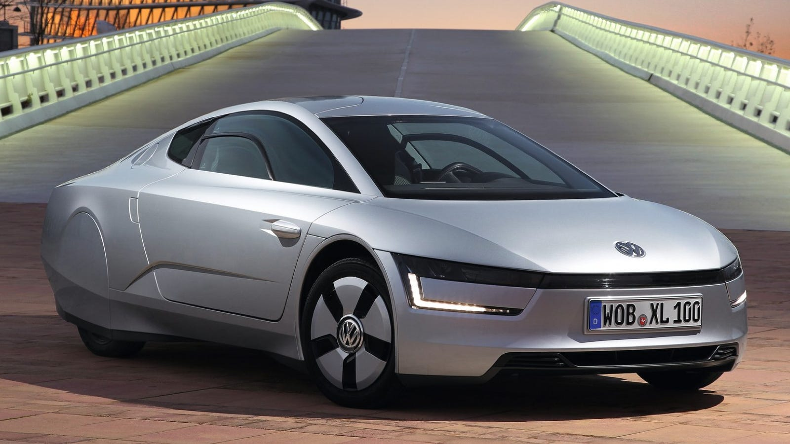 Wait The Volkswagen XL1 Is Going To Cost How Much