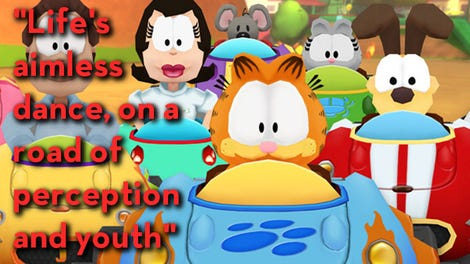 Smash Bros  Characters Reimagined In Garfield's Image