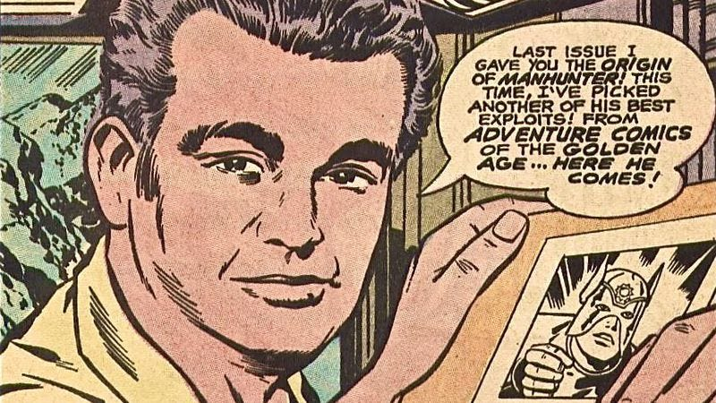 Illustration for article titled A beginner's guide to the King Of Comics, Jack Kirby