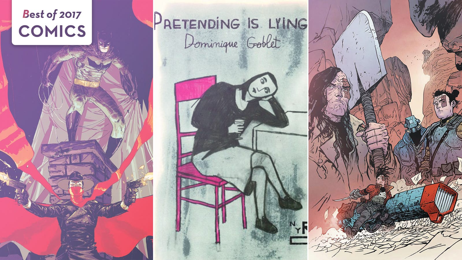 The best comics of 2017 fandeluxe Image collections
