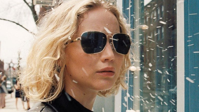 Illustration for article titled Jennifer Lawrence affirms her star power in the films of David O. Russell