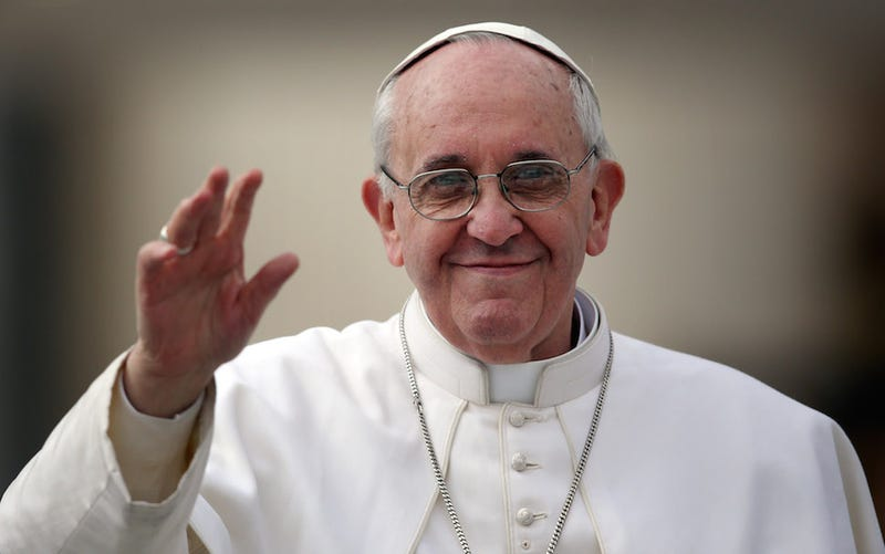 Illustration for article titled Chill Pope Totally Supports Banned Book About Gay Parents