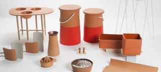 Illustration for article titled Experimental Terracotta: This Material's More Versatile Than You Think