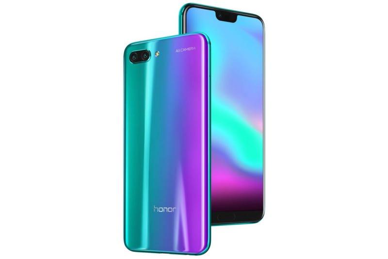 Illustration for article titled El nuevo Honor 10 es un clon del Huawei P20 Pro por la mitad de precio