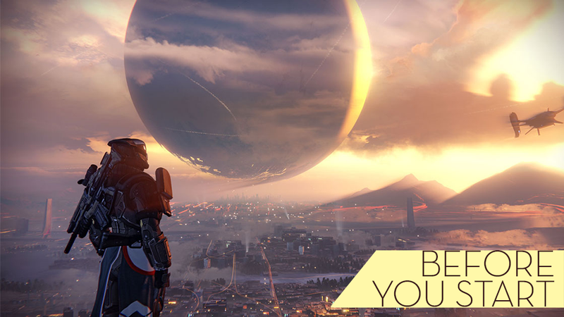 Tips For Playing Destiny