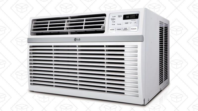 LG 8,000 BTU Air Conditioner | $199 | Amazon