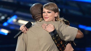 Taylor Swift Was So, So Mad When Kanye Went Off Book Last Night