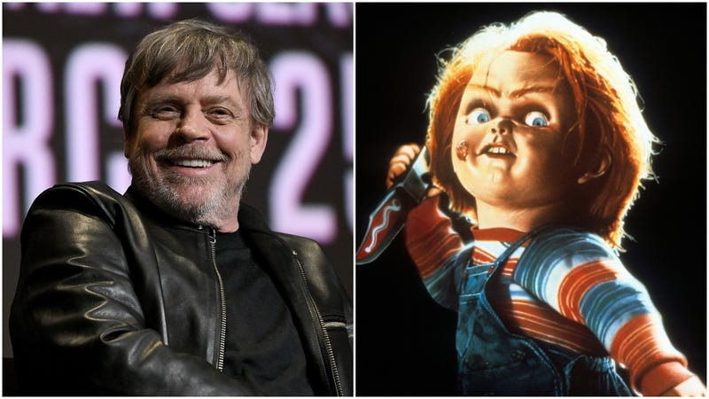 Illustration for article titled Mark Hamill is voicing Chucky in the Child's Play remake