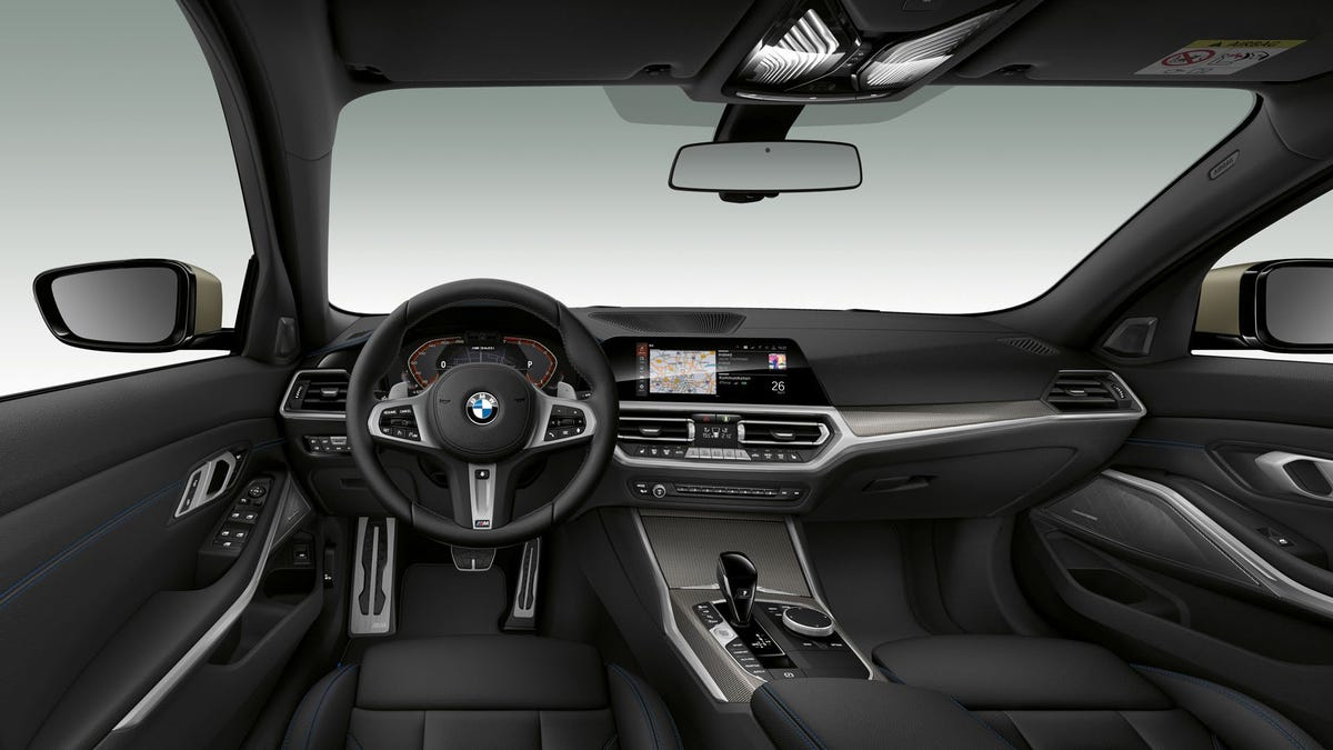 The Bmw M340i Does 0 60 In 4 2 Seconds But Loses Its Manual
