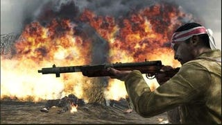 Illustration for article titled Call of Duty: World at War Review: The Modern Warfare Effect