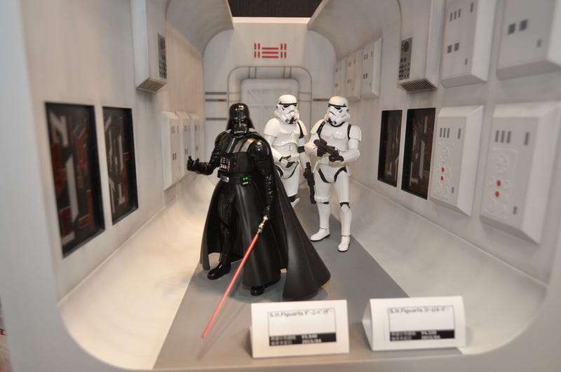 Illustration for article titled Disney Expo Japan Shows Off New Star Warsand Age Of UltronToys