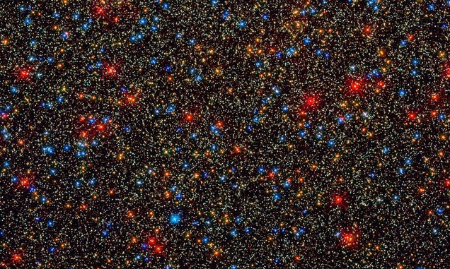 Why This Star-Packed Region of Space Is Likely Devoid of Life