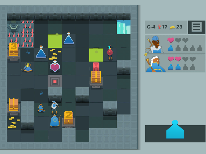 Illustration for article titled Play This: A Hard Roguelike That Feels Better On Mobile Than PC