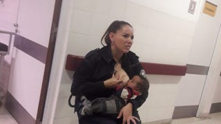 Illustration for article titled Argentine Woman Who Breastfed Abandoned 7-Month Old Child Gets Promoted