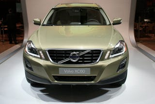 Illustration for article titled Volvo XC60 Unveiled At New York, Looks The Same As At Geneva