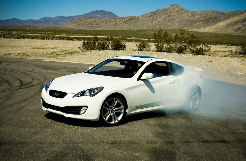 2010 hyundai genesis coupe first drive. Black Bedroom Furniture Sets. Home Design Ideas