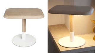 Illustration for article titled Would You Use This as a Table or a Lamp?