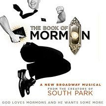 Illustration for article titled Saw Book of Mormon last night!