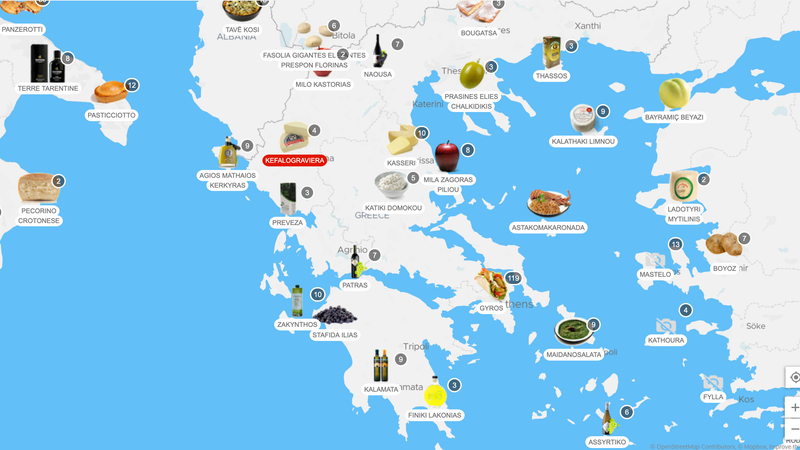 Illustration for article titled Find and Eat the Best Local Food in the World With TasteAtlas