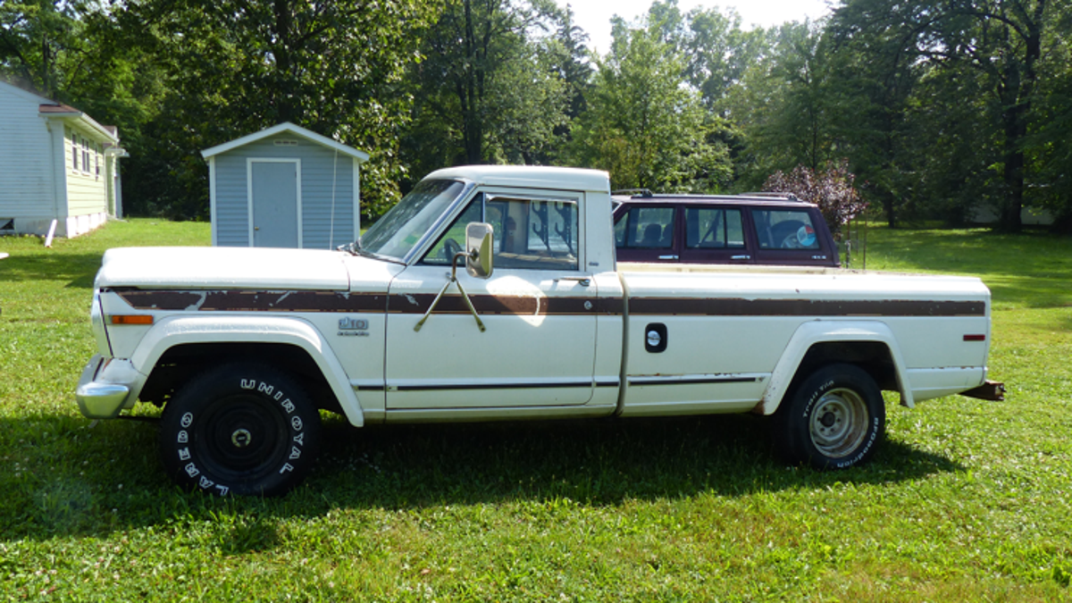 There's No New Jeep Pickup Truck, So We're Just Gonna Rebuild An Old