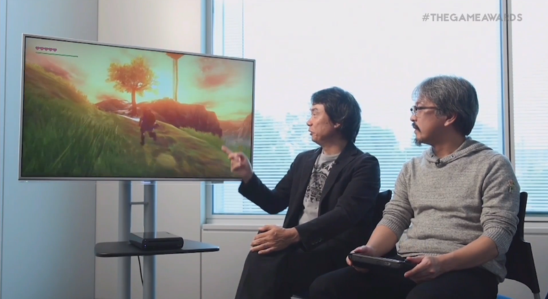 Illustration for article titled Nintendo's Creators Show Off Next Year's Massive, New Wii U Zelda