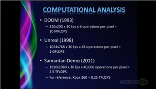 Illustration for article titled Unreal's Next Engine Will Need a Console At Least Ten Times More Powerful than the Xbox 360