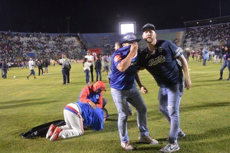 Honduran Soccer Riots Leave Three Dead, At Least 10 Injured