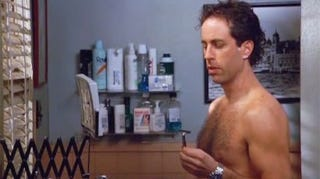 Illustration for article titled My Ideal Self Body Type Is Jerry Seinfeld in 1997