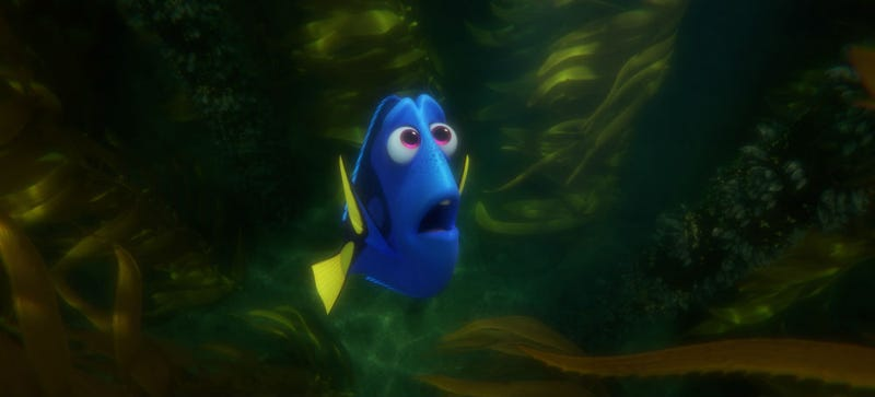 Finding Dory has no business being good but it is REALLY good.