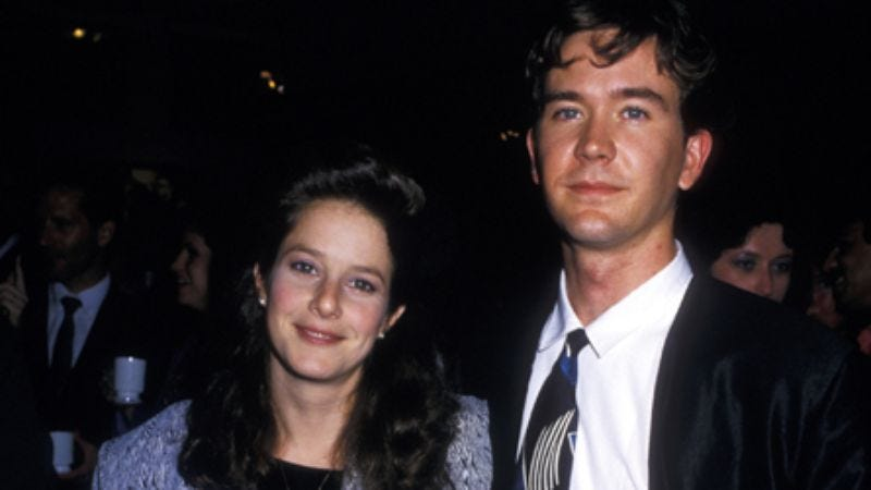 Illustration for article titled Timothy Hutton and Debra Winger