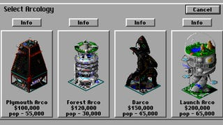 """Illustration for article titled Simulated History: A Look at Maxis's """"Sim"""" Games that Time Forgot"""