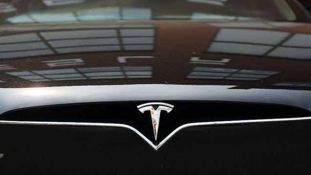 Tesla Owners Can Now Customize Their Car Horns With Sounds Like Fart or Goat