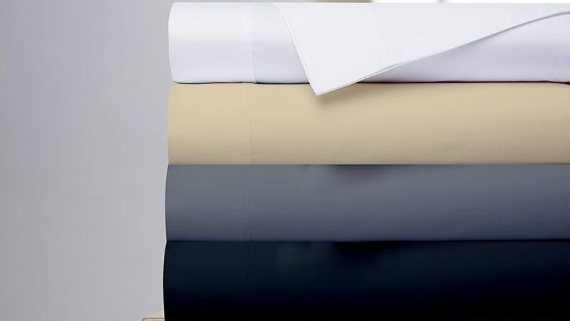 Lynne & Company Sateen Sheet Sets, $37-$43