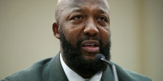 Tracy Martin testifies at the inaugural Congressional Caucus on Black Men and Boys (Chip Somodevilla/Getty Images)