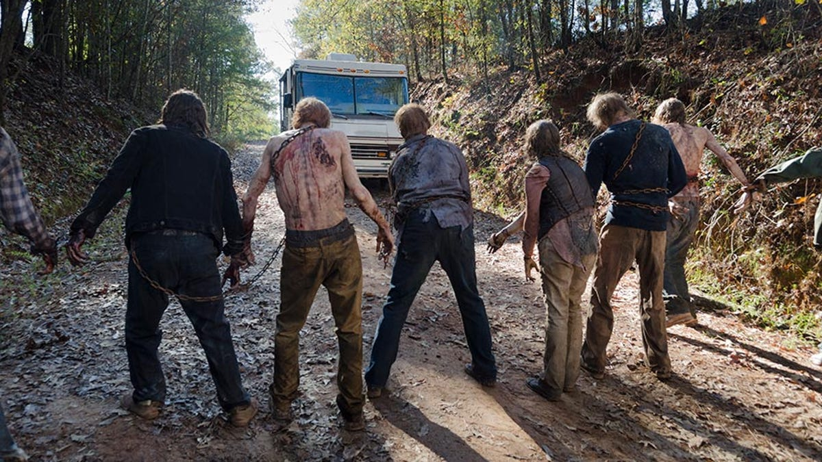 The Walking Dead Just Shit the Bed