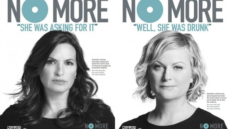 Illustration for article titled Mariska Hargitay and Her SVU Colleagues Fight Rape Myths