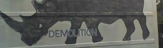 demolitionwoman logo